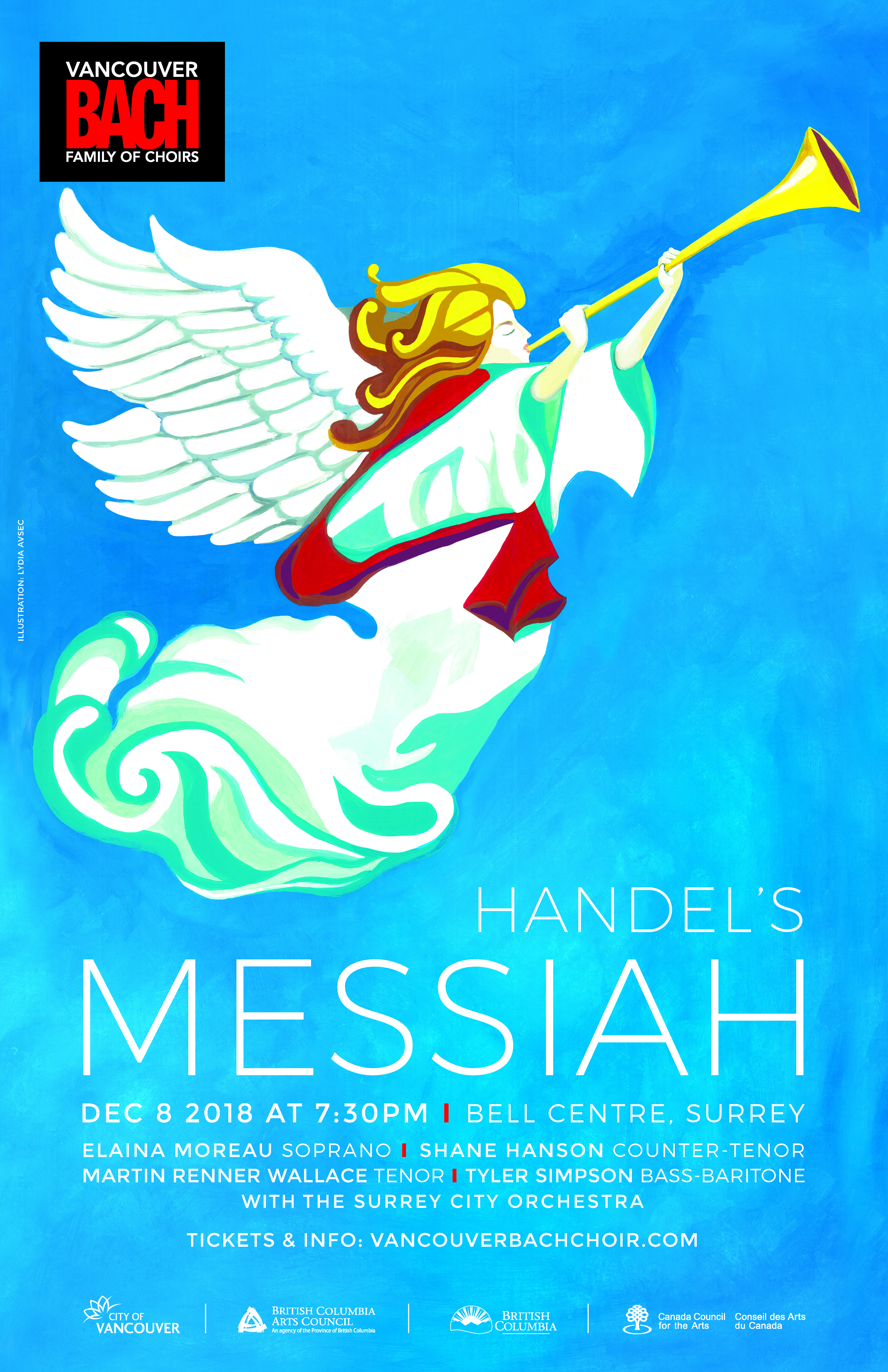 Messiah 2018 Poster
