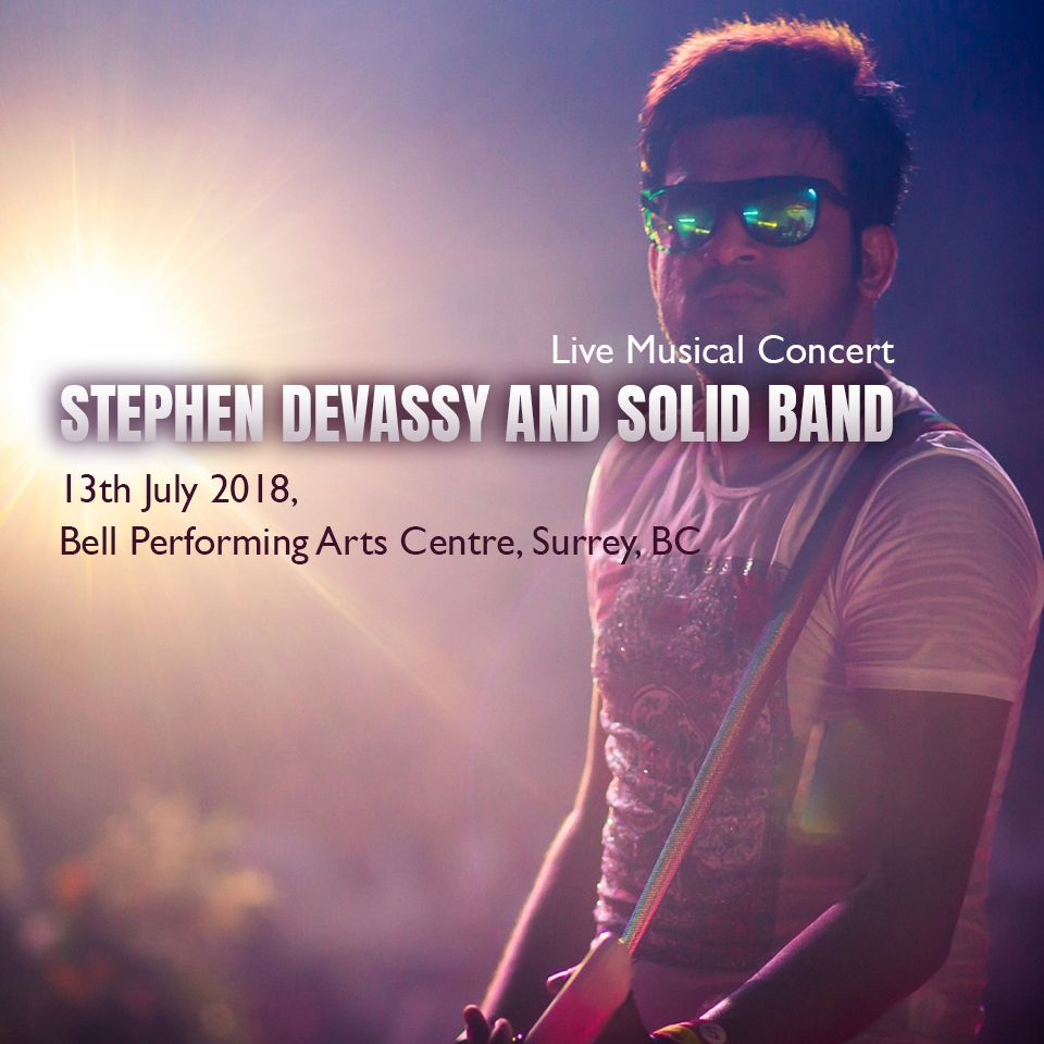 Stephen Devassy and Solid Band
