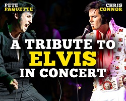 Tribute to Elvis-Paquette Productions